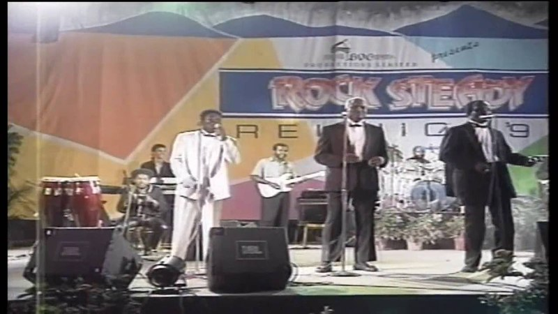 The Clarendonians / Delroy Wilson / The Techniques @ Rock Steady Reunion 1992