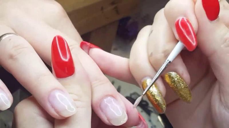 Коррекция ногтей без отслоек. Скоростные техники.