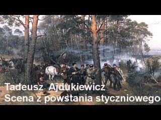 Pieśń strzelców / Hej strzelcy wraz / Anczyc Władysław Ludwik