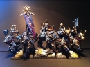 How to paint  Warriors of Chaos Knight