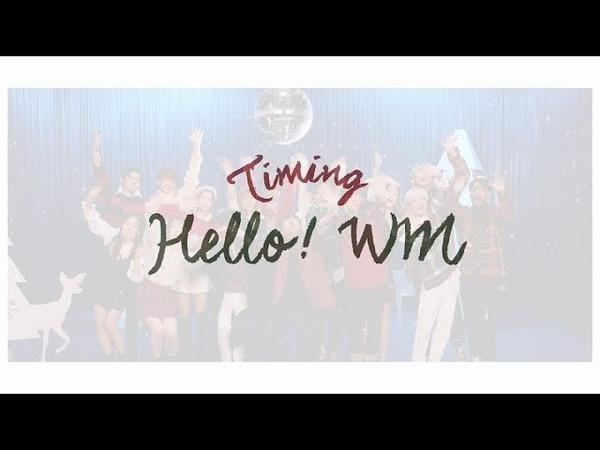 B1A4 오마이걸 온앤오프 ONF 타이밍 Timing MV