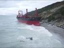 В районе якорной стоянки Новороссийского порта сел на мель теплоход Rio