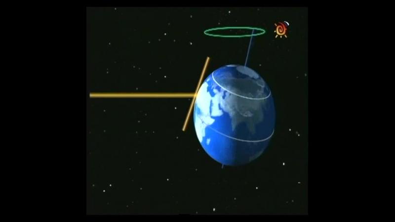 Земля космический корабль (34 Серия) - Зимнее солнцестояние