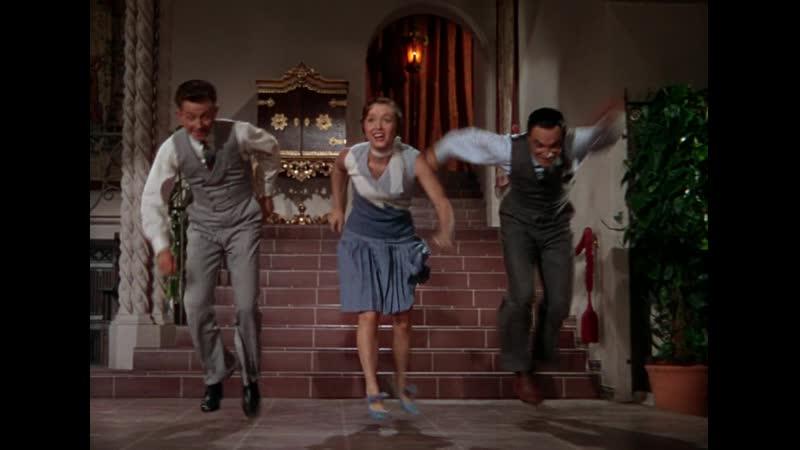 Debbie Reynolds Donald O'Connor Gene Kelly Good Mornin'