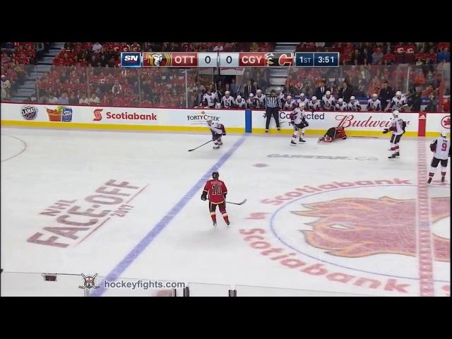 Mark Borowiecki vs Micheal Ferland Oct 13 2017 смотреть онлайн без регистрации