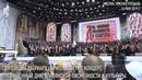 Святейший Патриарх Кирилл посетил концерт посвященный Дню славянской письменности и культуры
