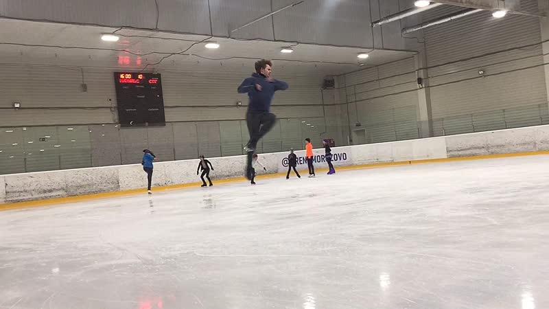 Sergey Deinega - practice moments