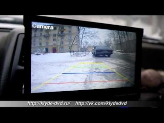 Как подключить камеру заднего вида своими руками - rear view camera