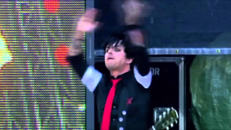 Green Day - Holiday (Live 8) (Promo Only)
