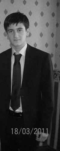Араз Черкезов, 24 июня 1997, Москва, id181521530
