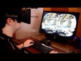 Oculus Rift GDC 2013  виртуальная реальность в Hawken, Team Fortress 2, DriVR, and Epic Citadel