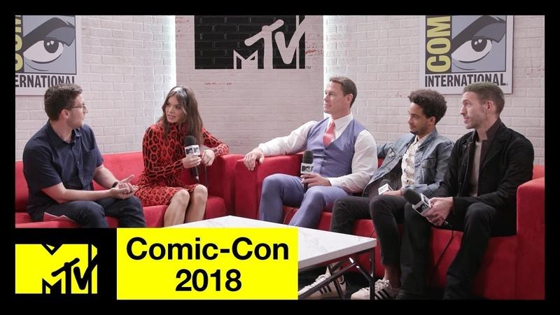 John Cena, Hailee Steinfeld More Talk Bumblebee | Comic-Con 2018 | MTV