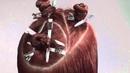 Круглый несведенный боб слоями видео урок по креативной салонной стрижке