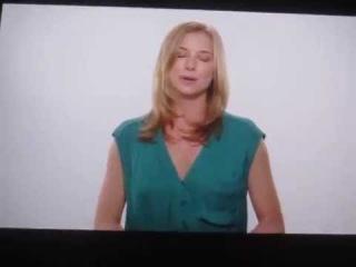 Everwood Reunion panel at ATX Festival - Emily VanCamp video greeting