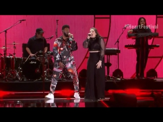 Lorde and Khalid - Homemade Dynamite - IHeartRadio Festival 2017