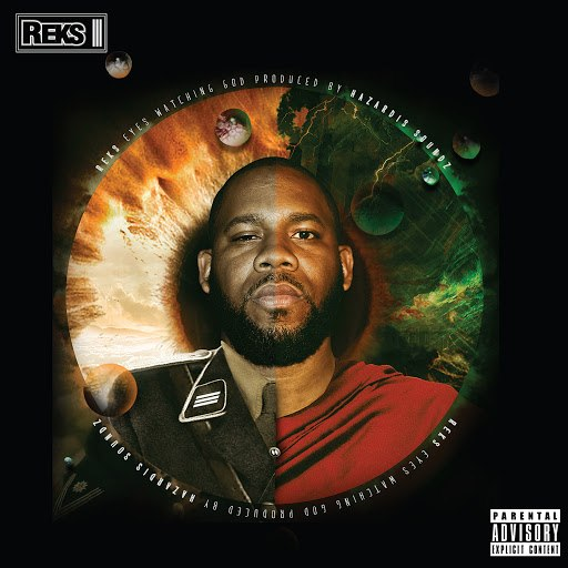 Reks x Hazardis Soundz - Eyes Watching God (2014)