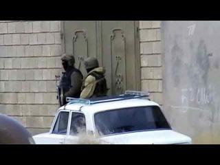 НАК: Боевики, которые были блокированы в частном доме в Махачкале, уничтожены в ходе спецоперации - Первый канал