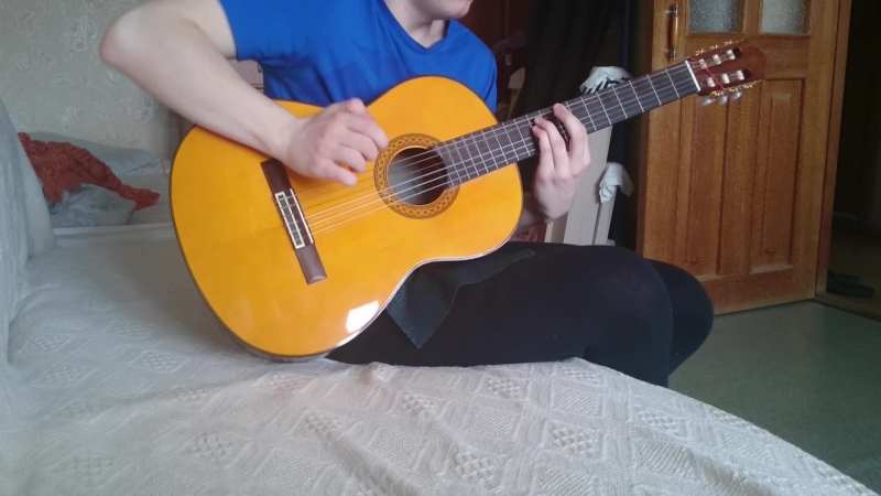 We Will Rock You (Percussive fingerstyle guitar)
