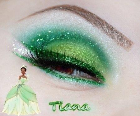 Disney inspired makeup