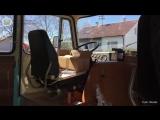 Дом внутри автобуса своими руками