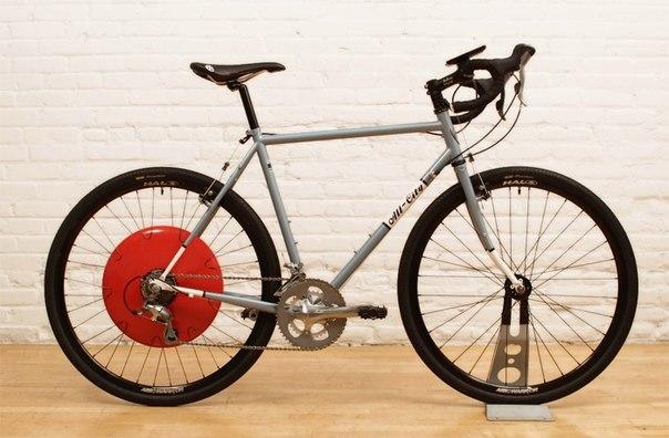 Штука: Как превратить обычный велосипед в электрический?