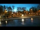 Стрим 63.ru: запуск подсветки новых фонтанов на спуске у площади Славы в Самаре