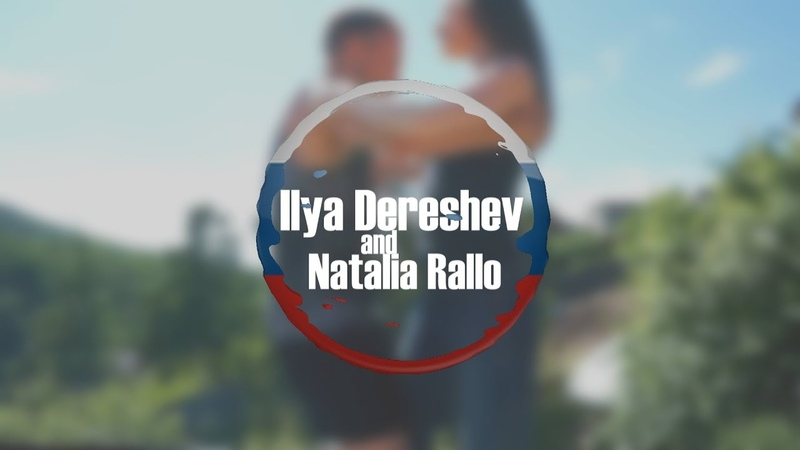 Iliya Dereshev Natalia Rallo | Summer ZOUK Weekend in Krasnoyarsk 2018