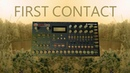 First contact elektron analog four ambient (dub) techno