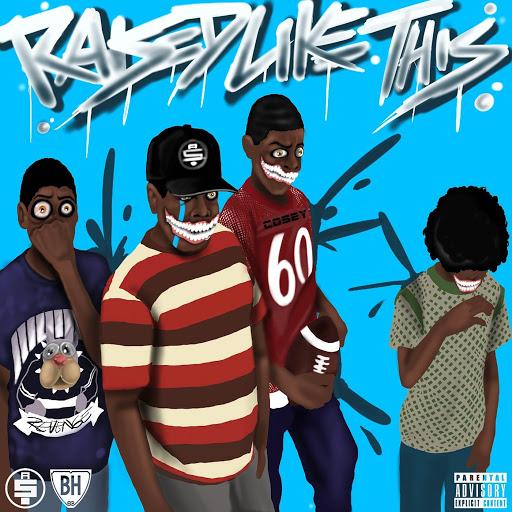 BH альбом Raised Like This