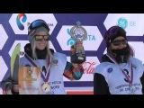 Alyona Alekhina -  Чемпионат России: биг-эйр, хаф-пайп