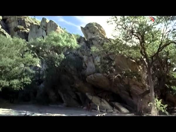 Цодило Шепчущие Скалы Калахари