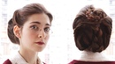 An Everyday Victorian Style Updo