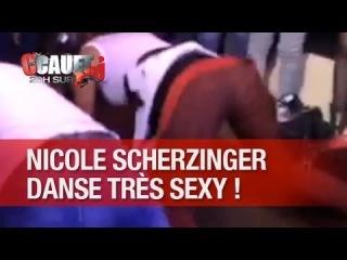 Cauet danse avec Nicole Scherzinger de façon très sexy ! - C'Cauet sur NRJ