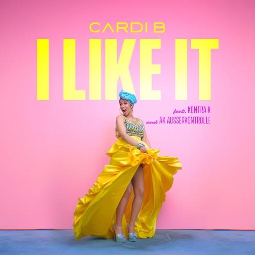 Cardi B альбом I Like It (feat. Kontra K and AK Ausserkontrolle)