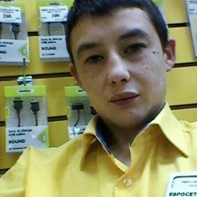 Газинур Зайнуллин, 6 сентября 1990, Уфа, id118558058