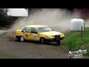 South Swedish Rally 2018 - Elias Lundberg, Volvo 940