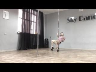 Exotic Pole Dance - Ksenia Kislitsina!