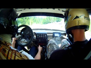 RallyBox Motorsport ZAZ 968 , Карман Олег,Лесько Тарас!! Трембіта - Буковель ,