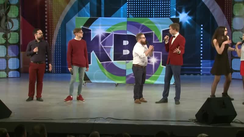 Город мечты Конкурс одной песни КВН Лига Поволжье 2016 Первая 1 2 финала