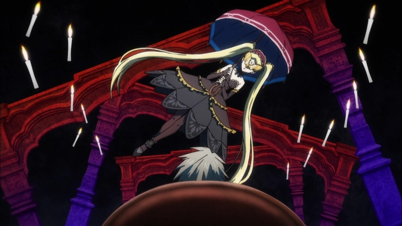 Lord of Vermilion: Guren no Ou / Владыка Вермилиона: Король Алого Лотоса - 1 серия [Озвучка: Snowly, Nate Pandora (SHIZA)]