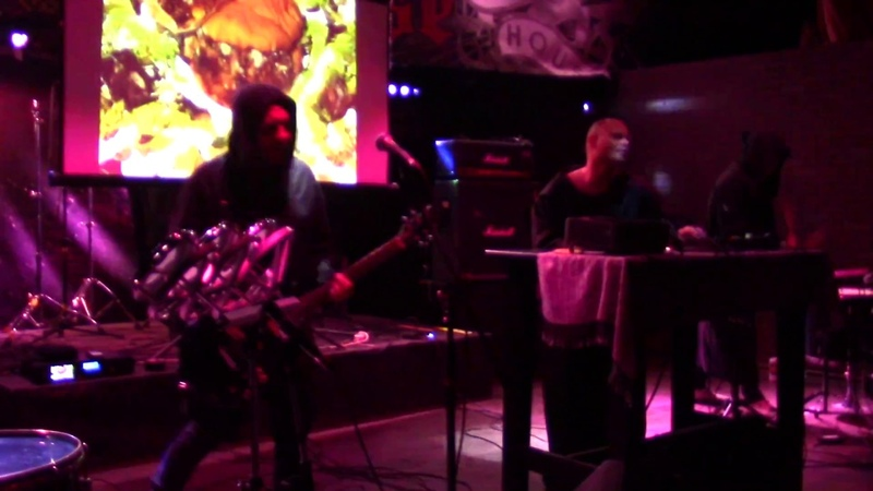 THE DEVIL THE UNIVERSE - Live in Moscow @ Rock House 30.04.2018 - Part 3