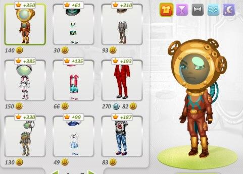 Баг с зеркалом в Аватарии (фокус) - Аватария