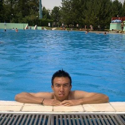 Кайрат Иманалин, 9 февраля 1988, Красноярск, id175760405