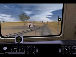 Trainz: Robe River Iron - NSWGR 442 и 25 крытых вагона