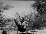 Шри Т. Кришнамачарья и Б.К.С. Айенгар. 1938 год