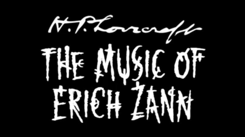 The Music Of Erich Zann (2016)