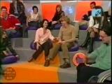 Жанна Фриске в программе 12 злобных зрителей на MTV (2002 г.)