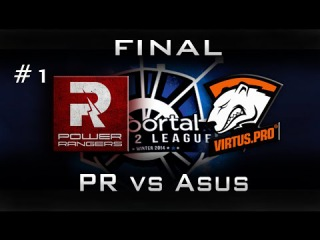 PR vs Asus.Polar [Game 1] Bo5 Final Qualifier Highlights Esportal Dota 2 League