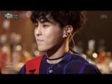 Chanyeol - 'creep' // jyp's party people