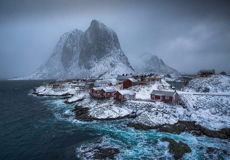 Роскошные пейзажи Норвегии - Страница 21 CGlL4STMr0I